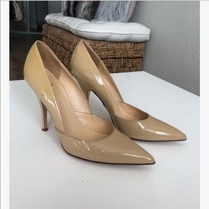 Kate Spade nude heels sz: 7.5